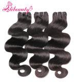 高品質100%のフィリピンの加工されていない毛の拡張、熱い販売法