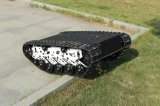 Robot Platform Wireless Image Acquisition Rubber Track Crawler (K03SP6MSAT9)