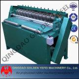 Gummimaschinen-Hersteller-Abfall-Gummireifen bereiten vollständigen Gummireifen-Scherblock auf