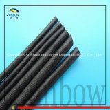 Sunbow 2mm het Blauwe Gevlechte Glas Sleeving van E met AcrylHars