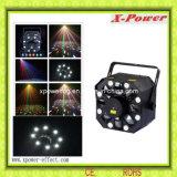 Luz Multifunctional nova /Laser do estroboscópio do laser do diodo emissor de luz que gira a luz dos efeitos (VS-24)