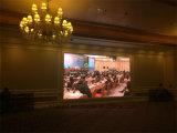 Visualizzazione di LED dell'interno flessibile dell'affitto del video P4 del certificato di RoHS del Ce