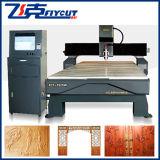 Máquina de gravura de madeira do CNC do router do CNC do bom preço da alta qualidade