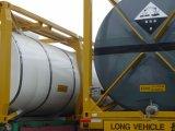 25, 000L Tank de Universele (van de opgestelde) Kraag van ISO