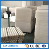 Colono del embalaje del tubo de la cuesta del PVC para el tratamiento de aguas residuales