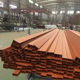5500 sections personnalisées par extrusion en aluminium en aluminium de profil de construction d'Ust