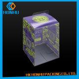Изготовленный на заказ подарок Toys прозрачная Multicolor коробка пластичный упаковывать PVC
