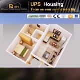 Precios de casas prefabricados del SGS del marco de acero de China del centro turístico para la venta