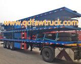 Heißer Verkauf! 40ft Flatbed Container Trailer