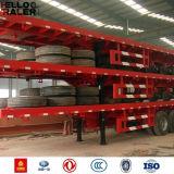 Фабрика продавая 3 трейлер контейнера Axle 40FT с локером закрутки