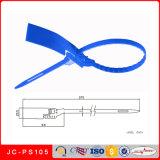 Plastiksicherheits-Plastikdichtung des verschluss-Jc-PS105 für Behälter