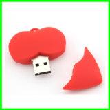 中心USB Pendriveの漫画PVC USBのメモリ棒