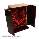 2,017 por mayor a medida Diseño vino de la caja de madera para el almacenamiento