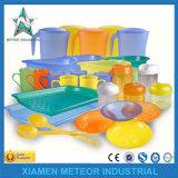 장난감 쉘 또는 덮개 플라스틱 사출 성형이 주문을 받아서 만들어진 플라스틱 Houseware 식기에 의하여 농담을 한다