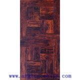 Prix de plancher élégant de stratifié de modèle de parquet