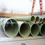 Conduttura di acqua di alta qualità FRP/GRP/conduttura composita, conduttura della vetroresina