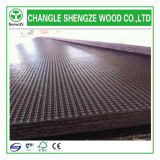 11 capas de la madera contrachapada Shuttering de 18m m Brown