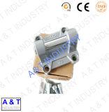 Peças sobresselentes personalizadas CNC da máquina da fábrica de moagem de aço inoxidável de liga de alumínio