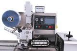 Constructeur horizontal de machine de conditionnement de charnière de moteur servo