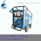 Hochdruckwaschmaschine und waschendes Geräten-und Reinigungsgerät