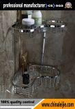中国からの浴室のアクセサリの浴室の中心の形のコーナーのバスケット