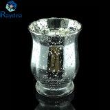 Vaso di vetro galvanizzato alta qualità per la decorazione