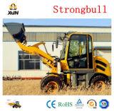 Fabricante do competidor de China do carregador da roda do carregador da roda de 1.2 toneladas com Ce (Zl12 F)