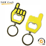 Cool Hand Shape Bottle Openers Keychain Ym1137