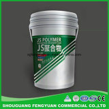 O cimento composto do componente do polímero dois de Js baseou o revestimento impermeável