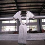 Colliers de force galvanisés de bétail de vache à IMMERSION chaude de matériel de bétail