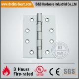 火の評価されるセリウムULのファイル番号R38013のドアヒンジ