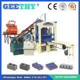 機械生産ラインを作るブロックを舗装しているトルコ語は販売Qt4-15cのための機械の作成を妨げる