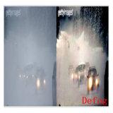 O varredor 2.5km deteta a câmera da penetração da névoa da escala longa
