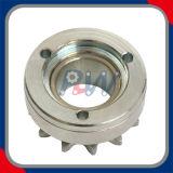 Roda dentada Zinc-Plated (aplicada na maquinaria de mineração, na maquinaria de construção)