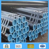 Tubulação de aço sem emenda de carbono de A53/A106/API 5L Grb Sch40
