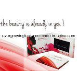 TFT 4.3inch LCD Bildschirm-Hochzeits-Einladungs-Videokarte