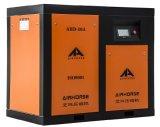 60HP elektrische Compressor van de Lucht van de Schroef van de Wisselstroom 10bar Roterende 6.0m3/Min