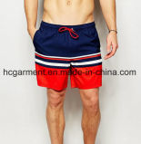 Strip Man's Board Shorts, seco rapidamente Mose Fabric Bear Shorts
