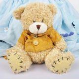 子供のおもちゃの極度の柔らかい詰められたテディー・ベアのプラシ天くまのおもちゃ