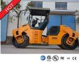 8 Tonnen-volle hydraulische doppelte Trommel-Strecke-Rolle (JM808HA)