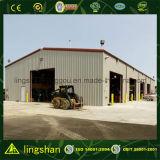 Lingshanのプレハブの軽い鋼鉄ガレージキット(LS-SS-090)