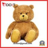 거대한 PVC 견면 벨벳 큰 채워진 곰 엄청나게 큰 장난감 곰
