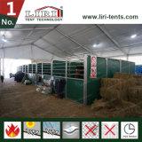 Het beweegbare Modulaire Ontwerp van de Markttent Alumium voor de Stal van het Paard door de Fabrikant van de Tent Te leiden