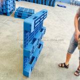 HDPE/PP物質的なConomicの耐久の安全4方法ライト重いプラスチックパレット