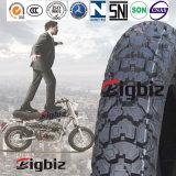 Preiswerter chinesischer Quergummireifen des 3.00-21 Motorrad-Reifens