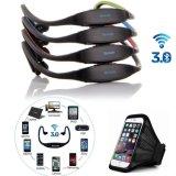 2015 Nuevos Deporte Auricular Estéreo Bluetooth Wireless