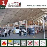 tenda Corridoio della tenda foranea di larghezza di 60m per la mostra dal migliore fornitore della tenda in Cina