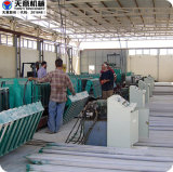Helles Wall Panel Machine in Board Making Machine