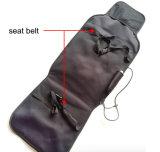 Vibração magnética e aquecimento traseiro Shiatsu assento de carro almofada de massagem