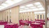 Стена перегородки изготовления Китая алюминиевая классическая подвижная для Wedding Hall